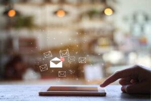 centros de gestión de correo